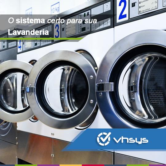 Sistema de Gestão Empresarial para sua Lavanderia