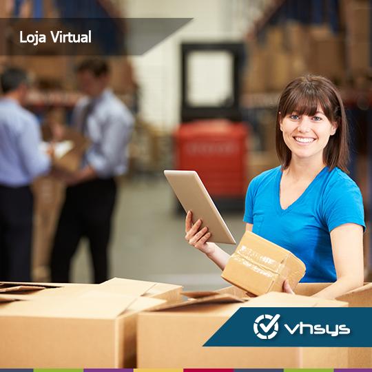 Sistema de Gestão para sua Loja Virtual