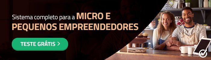 Sistema para micro e pequenos empreendedores