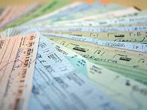Cheques são cada vez menos utilizados