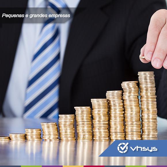 pequenas e grandes empresas movimentam R$ 4,5 bi