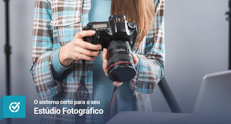 O Sistema certo para o seu Estudio Fotográfico