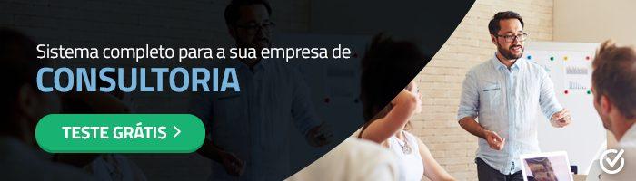 Sistema para empresa de consultoria