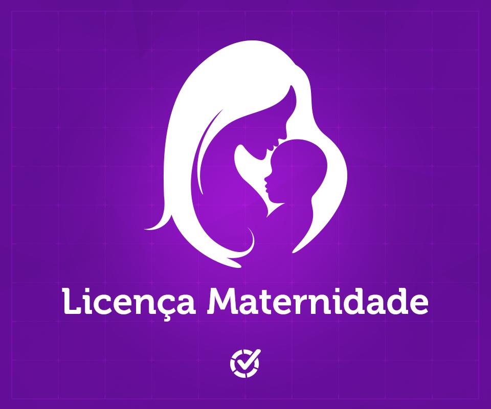 licenca maternidade