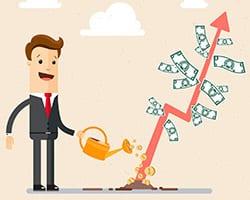 Uma boa saúde financeira é o que fará sua empresa progredir e ter lucros!