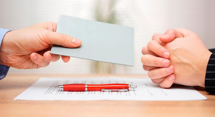 Como elaborar uma carta de demissão