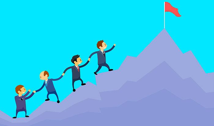 5 Dicas para se tornar um bom líder.