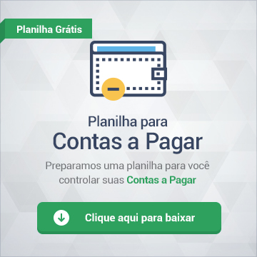 Planilha contas a pagar download