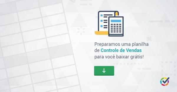 Planilha controle de vendas download