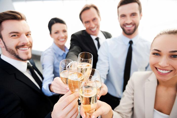 Confraternização: planejando a festa de fim de ano da sua empresa