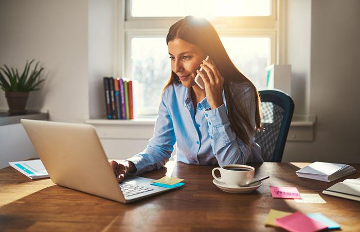 Home office: como liderar uma equipe de trabalho à distância