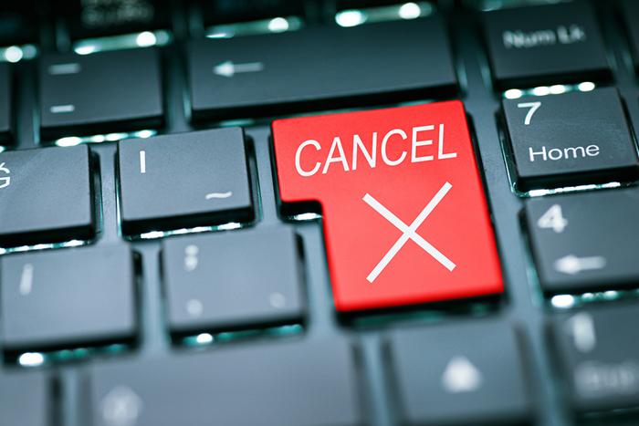 O que fazer quando o cliente quer cancelar?