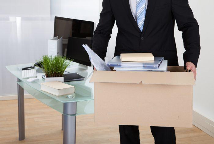 13 motivos para uma demissão sem justa causa