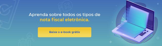 E-book sobre todos os tipos de nota fiscal