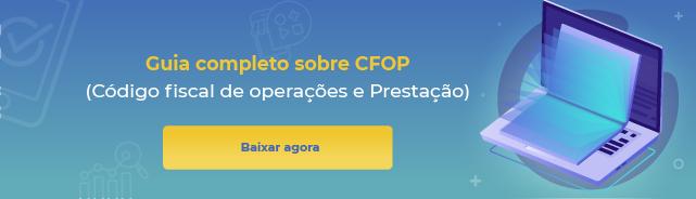 Gui completo sobre CFOP